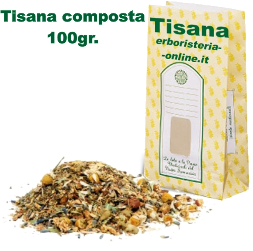 Tisane Composte (Mix di Erbe)